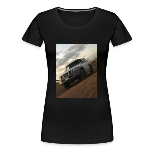 AEC68AD1 3310 4925 9ABE 593200C61C23 - Women's Premium T-Shirt