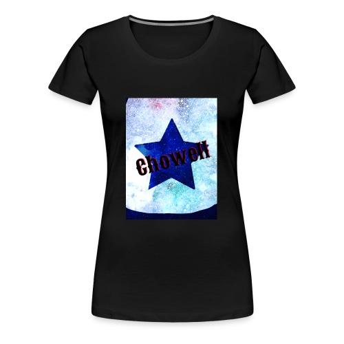 Star in a Galaxy Chowell - Women's Premium T-Shirt