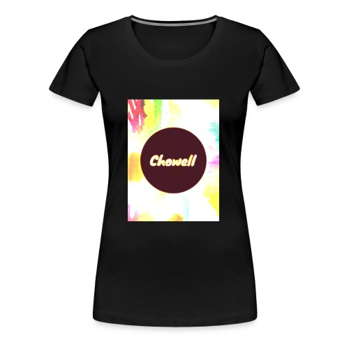 Neon lights Chowell - Women's Premium T-Shirt