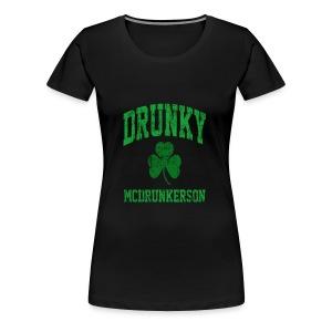 irish shirt - Women's Premium T-Shirt