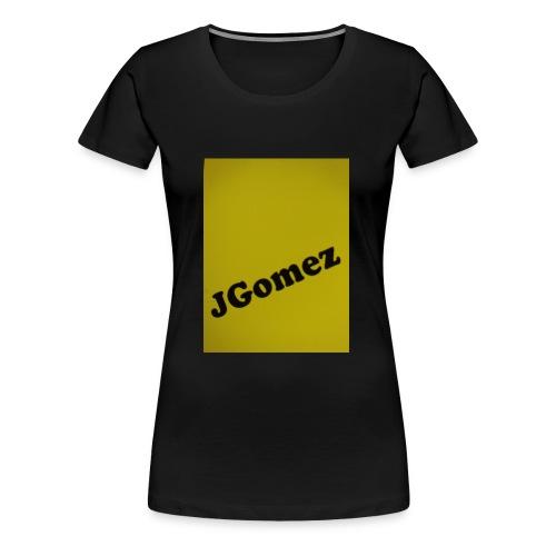 J Gomez.com sells all clothing for cheap. - Women's Premium T-Shirt