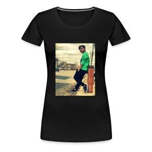 Malik Ahtisham - Women's Premium T-Shirt