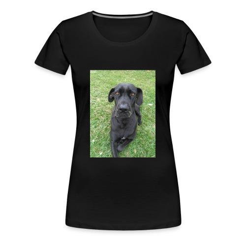 Dasher - Women's Premium T-Shirt