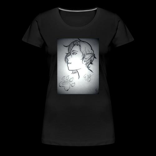 Werewolf - Women's Premium T-Shirt