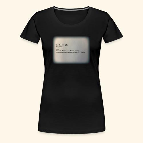 Keto - Women's Premium T-Shirt