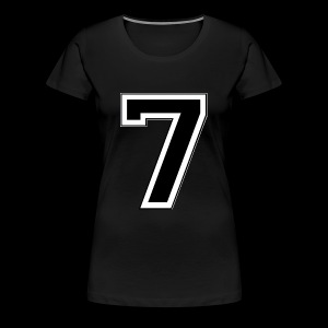 Started at 7 by Lil Kodak - Women's Premium T-Shirt