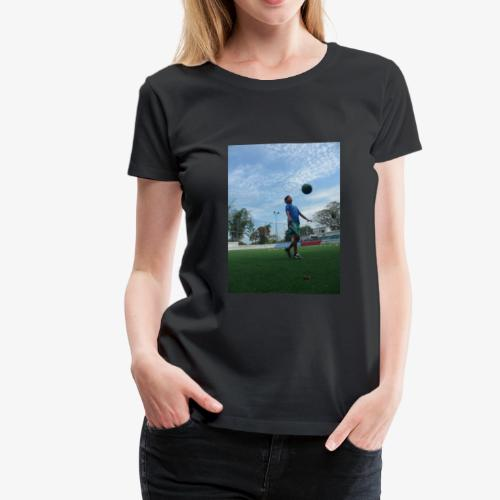 future golden ball - Women's Premium T-Shirt