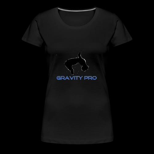 Gravity Pro - Women's Premium T-Shirt