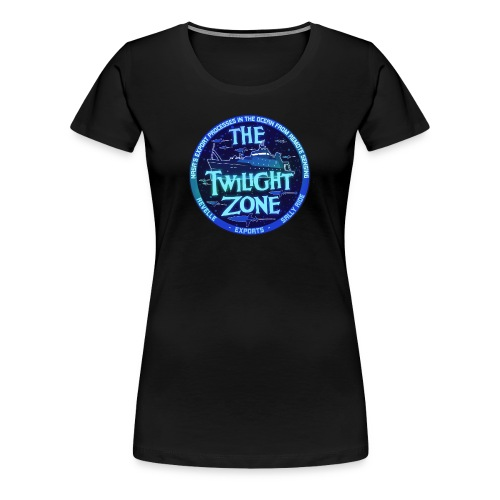 Twilight Zone - Women's Premium T-Shirt