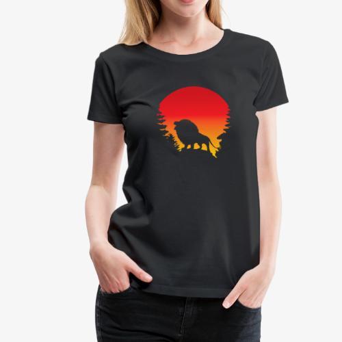 Lion King - Women's Premium T-Shirt