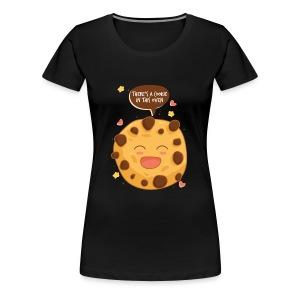 cookie - Women's Premium T-Shirt