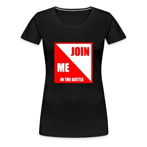 TheRedShirtLogo002 - Women's Premium T-Shirt