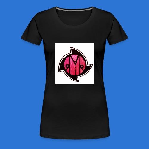 OMVRI Brand Logo - Women's Premium T-Shirt