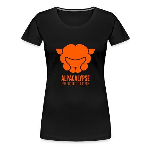 Alpacalypse Logo - Women's Premium T-Shirt
