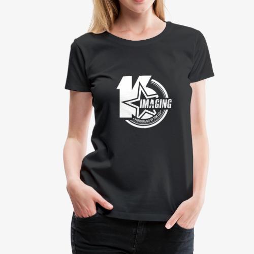 16 Badge White - Women's Premium T-Shirt