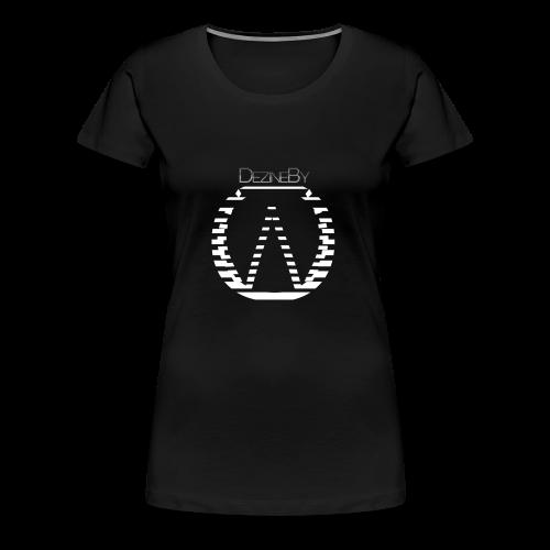 #Dezinebyow - Women's Premium T-Shirt