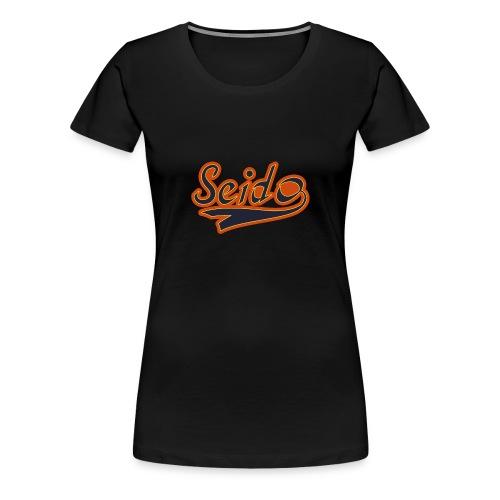 Ace of Diamond Seido Baseball T-Shirt Hoodies - Women's Premium T-Shirt