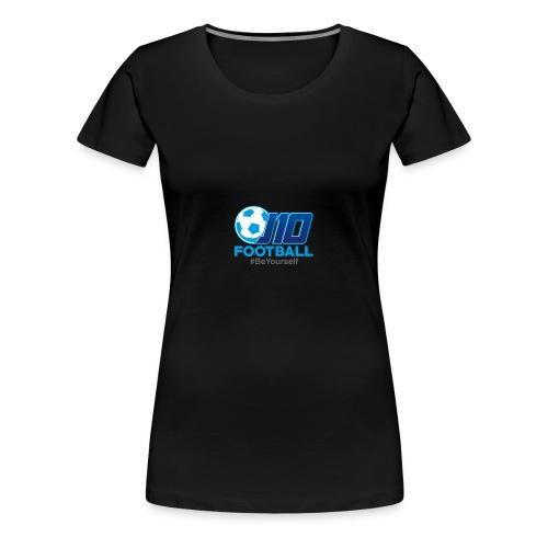 J10football merchandise - Women's Premium T-Shirt