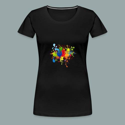 listen to the kids - Women's Premium T-Shirt