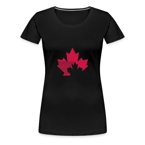 Canada Amazing Design **LIMITED EDITION** - Women's Premium T-Shirt