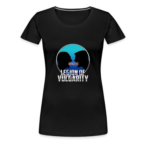 #LegionOfVulgarity Logo - Women's Premium T-Shirt