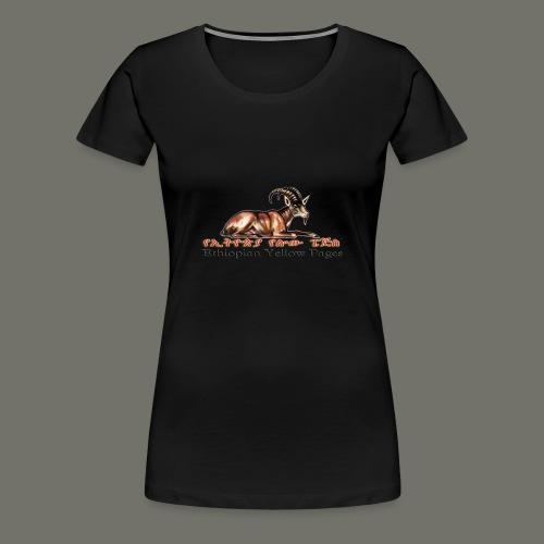 Ethiopian Yellow Pages T-shirt - Women's Premium T-Shirt