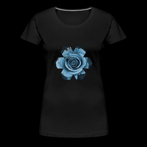 FLOWER OF LIFE.. - Women's Premium T-Shirt