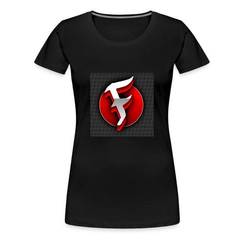 Farpos LOGO - Women's Premium T-Shirt