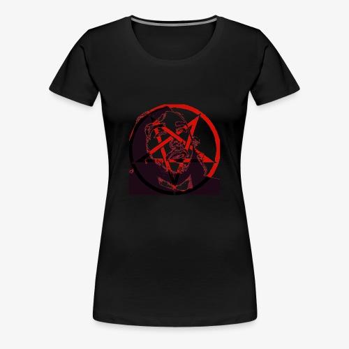 Trevor (Pentagram) - Women's Premium T-Shirt