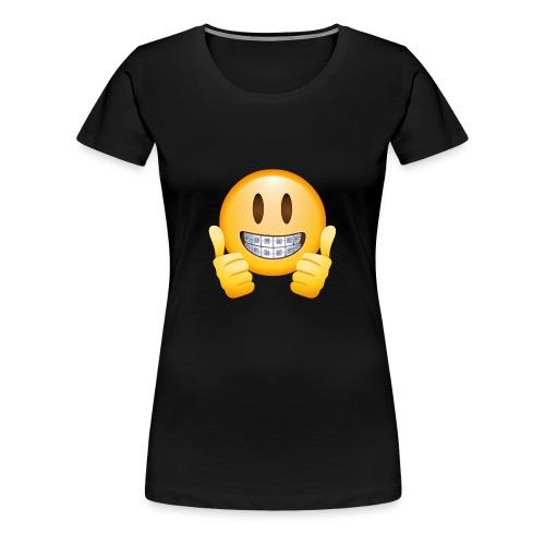 Brace face - Women's Premium T-Shirt