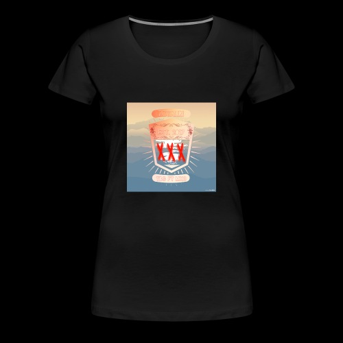ROYALRI XXX - Women's Premium T-Shirt