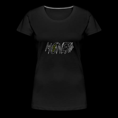 Money Gang MG - Women's Premium T-Shirt