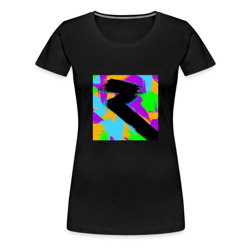 rbz paint.exe - Women's Premium T-Shirt