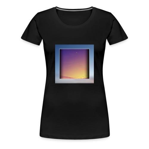 Little people big sky - Women's Premium T-Shirt