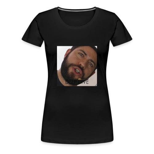 Jordan Deep Dive - Women's Premium T-Shirt