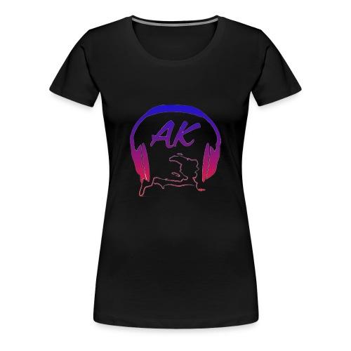 Ayiti Konekte - Women's Premium T-Shirt