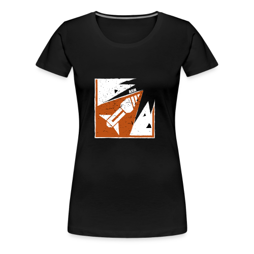 ASH OPERATOR BADGE - Women's Premium T-Shirt