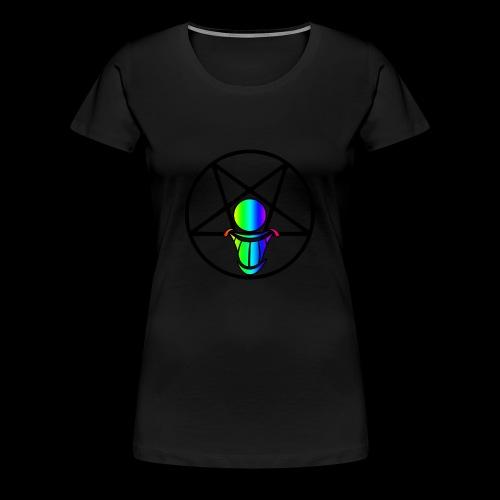 Pride Logo 3 - Women's Premium T-Shirt