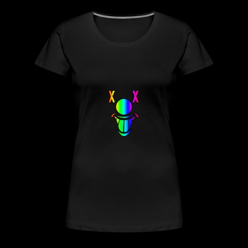 Pride Logo 2 - Women's Premium T-Shirt