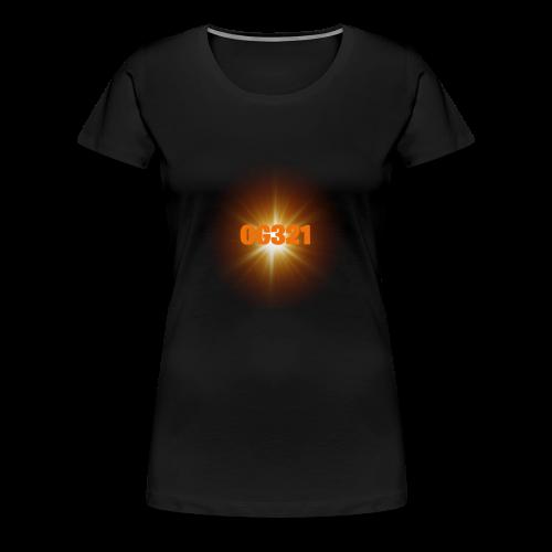 Main YouTube Channel Logo - Women's Premium T-Shirt