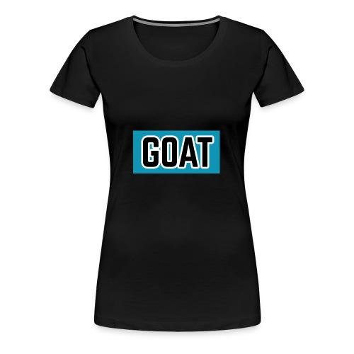 """GOAT"" - Women's Premium T-Shirt"