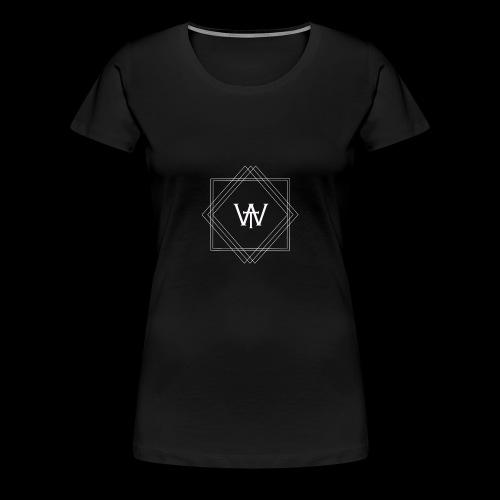 WT Logo - Women's Premium T-Shirt