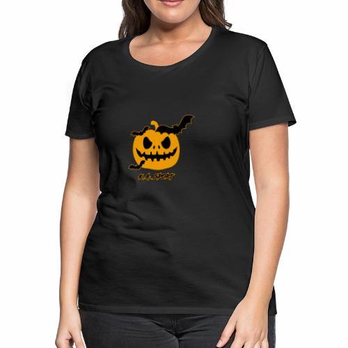 halloween-pumpkin-2 - Women's Premium T-Shirt