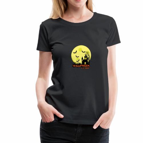 halloween-house - Women's Premium T-Shirt