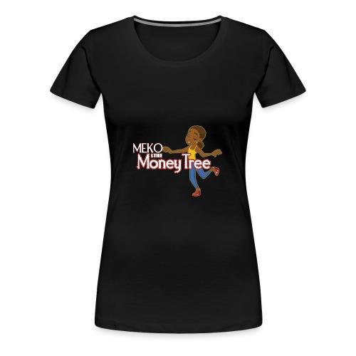 Meko Merchandise - Women's Premium T-Shirt