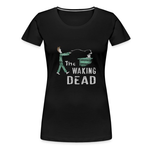 The Waking Dead - Women's Premium T-Shirt