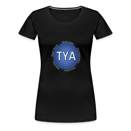Texas Youth Advocates Apparel - Women's Premium T-Shirt