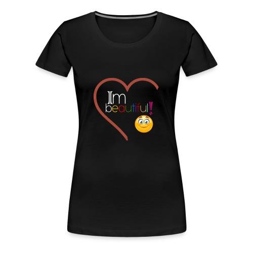 i'm beautiful - Women's Premium T-Shirt