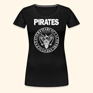 Punk Rock Pirates [legends] - Women's Premium T-Shirt