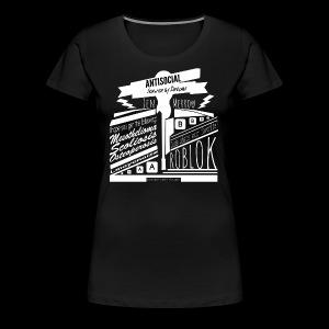 ANTISOCIAL SHIRT - Women's Premium T-Shirt